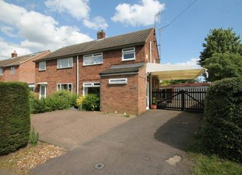 Thumbnail 3 bedroom semi-detached house for sale in Anglers Way, Chesterton
