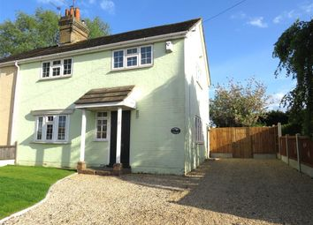 3 bed semi-detached house to rent in Coggeshall Road, Marks Tey, Colchester CO6