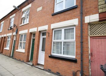 Thumbnail 3 bed terraced house to rent in Bassett Street, Woodgate, Leicester