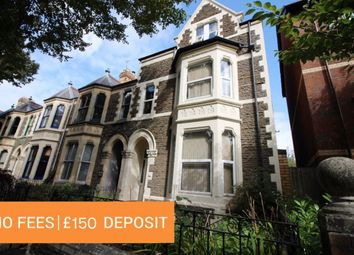 Thumbnail 7 bed terraced house to rent in Severn Grove, Pontcanna, Cardiff.