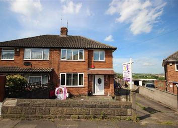 Thumbnail 2 bed semi-detached house for sale in Alwyn Crescent, Sneyd Green, Stoke-On-Trent