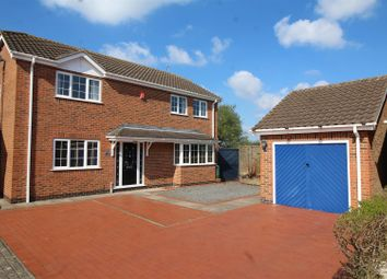 4 bed detached house for sale in Hemmerley Drive, Whittlesey, Peterborough PE7