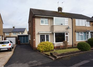 Thumbnail 3 bed semi-detached house for sale in Kentmere Drive, Feniscowles, Blackburn