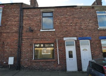 Thumbnail 2 bed terraced house to rent in William Street, Ferryhill