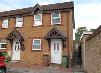 Thumbnail 2 bed end terrace house to rent in Chartwell Gardens, Cheam