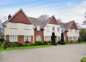 Thumbnail 3 bedroom flat for sale in Cleeves Court, Cleeves Way, Rustington, Littlehampton