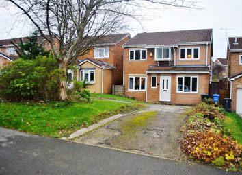 Thumbnail 4 bed detached house for sale in Greaves Lane, High Green, Sheffield