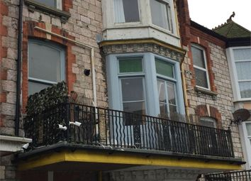 Thumbnail 1 bed flat for sale in 5 Avenue Road, Ilfracombe, Devon
