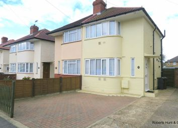 Thumbnail 2 bed semi-detached house for sale in Longford Avenue, Feltham