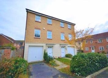 Thumbnail 3 bed semi-detached house to rent in Blackthorn Close, Whitley, Goole