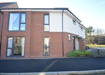 Thumbnail 3 bed link-detached house for sale in Meldon Close, Teal Farm Gardens, Washington, Tyne & Wear.