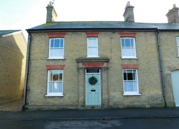 Thumbnail 3 bedroom end terrace house for sale in Church Street, Shillington, Hitchin