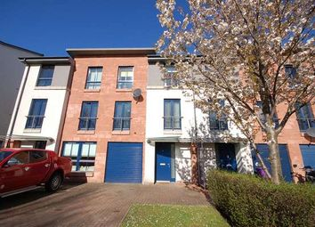 Thumbnail 4 bed town house for sale in 3 Provost Way, Oatlands, Glasgow