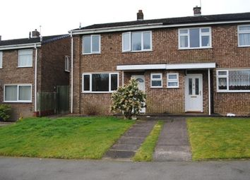 Thumbnail 2 bed property to rent in Cleveland Drive, Cannock
