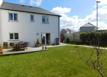 Thumbnail 2 bed semi-detached house for sale in Peal Drive, Carbis Bay, St. Ives