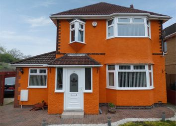 Thumbnail 3 bedroom detached house for sale in Somerton Road, Newport, Newport