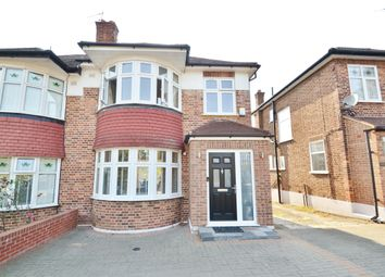 Thumbnail 3 bed semi-detached house for sale in Brookside South, East Barnet