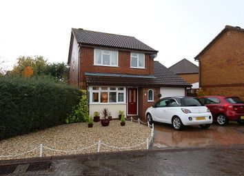 Thumbnail 3 bed detached house for sale in Harebell Place, Abbeymead, Gloucester, Gloucestershire
