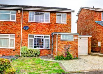 Thumbnail 3 bed semi-detached house for sale in Middle Way, Chinnor