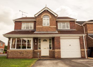 Thumbnail 4 bed detached house for sale in Beverley Drive, Beverley