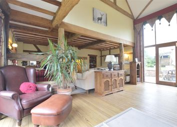 Thumbnail 5 bed detached house for sale in Green Barn, Bushley Green, Bushley, Tewkesbury, Gloucestershire
