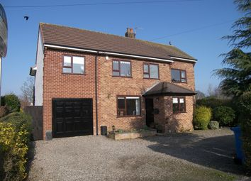 Thumbnail 4 bed detached house for sale in Ribby Road, Wrea Green, Preston