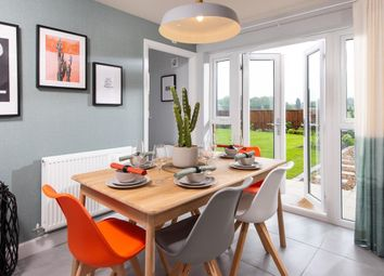 """Thumbnail 4 bed detached house for sale in """"Ripon"""" at Lee Lane, Royston, Barnsley"""