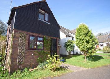 Thumbnail 3 bed end terrace house for sale in Longmeadow, Broadclyst