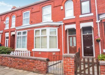 Thumbnail 3 bed terraced house for sale in Premier Street, Manchester