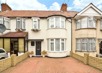 3 bed terraced house for sale in Somervell Road, Harrow, Middlesex HA2