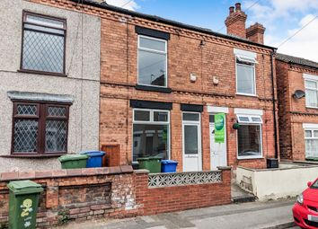 Thumbnail 3 bed terraced house for sale in Mount Street, Mansfield