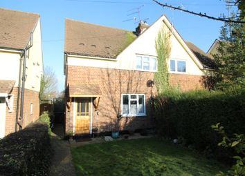 Thumbnail 3 bed semi-detached house for sale in Manor Road, Harlow