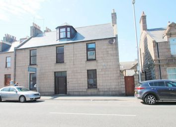 Thumbnail 1 bedroom flat for sale in 51A, St Peter Street, Peterhead AB421Qd