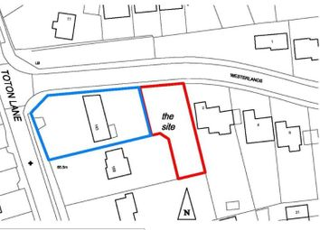 Thumbnail Land for sale in Westerlands, Stapleford