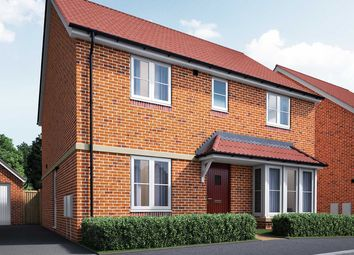 "Thumbnail 4 bed detached house for sale in ""The Pembroke"" at Leverett Way, Saffron Walden"