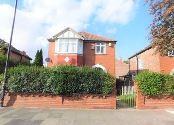 Thumbnail 3 bed detached house for sale in Kings Road, Old Trafford, Manchester