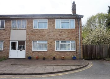 Thumbnail 2 bedroom maisonette for sale in Varna Close, Luton
