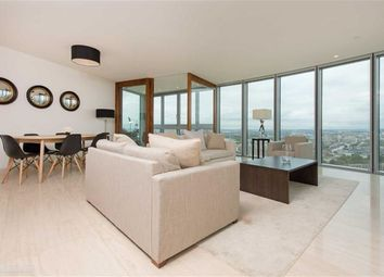 Thumbnail 3 bed flat to rent in The Tower, Vauxhall, London