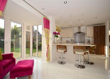 Thumbnail 4 bed detached house for sale in Blakiston Close, Ashington, West Sussex