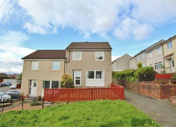 Thumbnail 3 bed semi-detached house for sale in Falkland Place, Stenhousemuir, Larbert