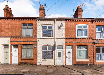 Thumbnail 2 bed terraced house to rent in Paton Street, Leicester