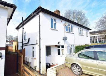Thumbnail 2 bed flat for sale in Weald Rise, Harrow, Middlesex