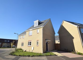 Thumbnail 4 bed end terrace house for sale in Brybank Road, Haverhill