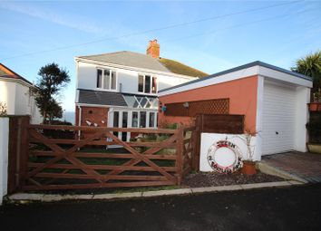 Thumbnail 3 bed semi-detached house for sale in Portland Park, Ilfracombe