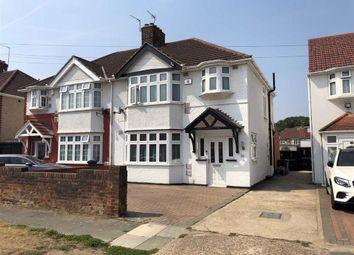 Shelley Crescent, Heston, Hounslow TW5. 3 bed semi-detached house