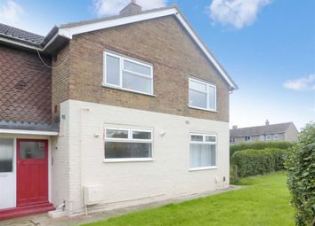 Thumbnail 2 bedroom flat to rent in Taplow Walk, Swindon, Wiltshire