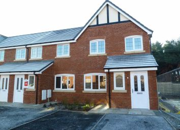 Thumbnail 3 bed end terrace house to rent in Heritage Way, Llanymynech