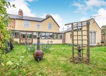 3 bed semi-detached house for sale in Church Road, Wentworth, Ely CB6