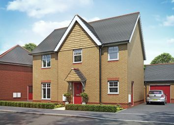 "Thumbnail 4 bed detached house for sale in ""The Whitworth"" at Lady Lane, Blunsdon, Swindon"