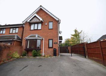 Thumbnail 3 bedroom detached house for sale in Werrington Road, Bucknall, Stoke-On-Trent